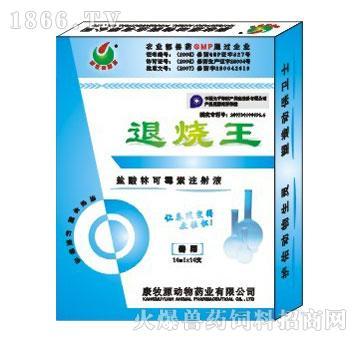 退烧王-用于链球菌、弓形体、败血性高烧、