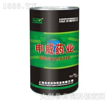硫氰酸红霉素-主治畜禽肺炎、传染性喉气管炎