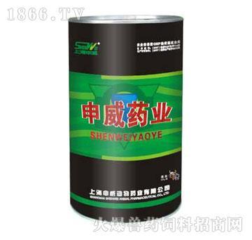 磺胺间甲氧嘧啶钠-主治鸡白痢、禽伤寒、猪萎缩性鼻炎