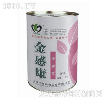 金感康-清热解毒、清咽利喉、祛痰、止咳、平喘