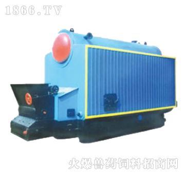 CDZL系列链条快装水锅炉-金盾