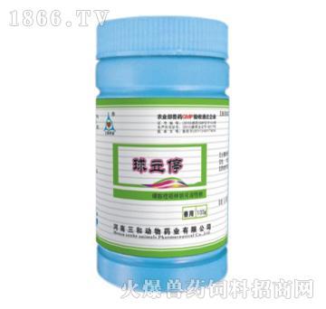 球立停-预防鸡球虫病、主治盲肠球虫、坏死性肠炎、肠毒综合症
