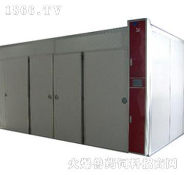 环流EIFHDZ-28800型箱体式孵鸭机