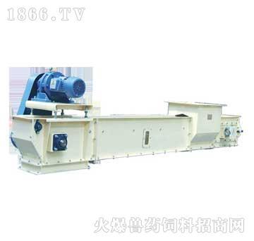 TGSSp系列平刮板输送机-龙泰