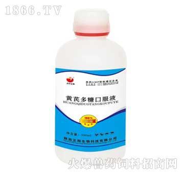 黄芪多糖口服液-主治败血症、泄殖腔炎、腹膜炎、输卵管炎