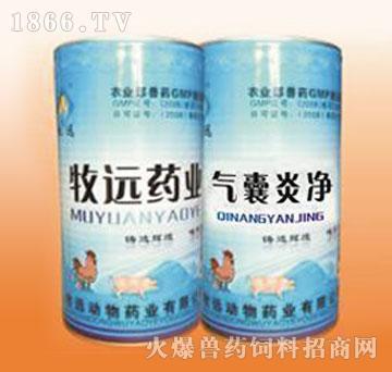 气囊炎净-禽气囊炎专用药、禽腹膜炎专用药