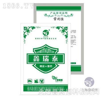 常利佳(治疗肠胃道感染)-用于眼球炎、肝周炎、心包炎、气囊炎