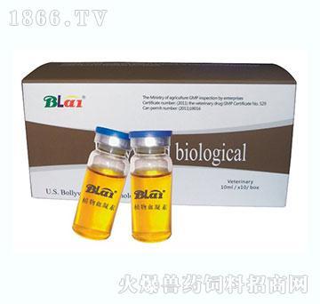 植物血凝素-主治瘟热症、四季感冒、法氏囊病、减蛋综合症