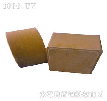 牛羊矿物质舔砖-用于碘缺乏症、锰缺乏症、辛缺乏症