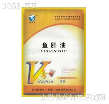 鱼肝油-神经失调、抽搐、气管炎、支气管炎