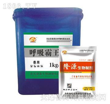 呼吸霸王-主治禽慢性呼吸道病、流行性感冒、打喷嚏