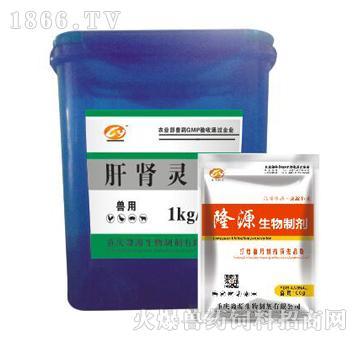 肝肾灵-主治肝肾肿大、输尿管堵塞、肾肿、肝肿、花斑肾