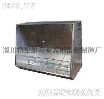 育肥专用单面镀锌板料槽