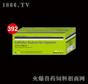 福健四号-用于雏鸡的大肠杆菌感染