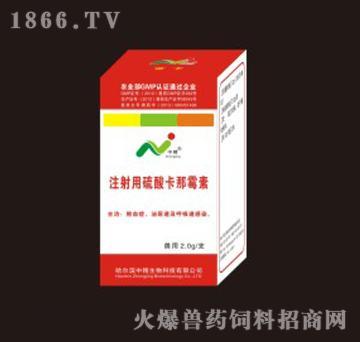 金卡-主要用于治疗败血症、泌尿道及呼吸道感染