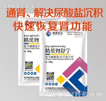 精英肾舒宁-理肾、解决尿酸盐沉积症