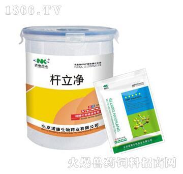 杆立净-主治鸭传染性浆膜炎、输卵管炎、白痢