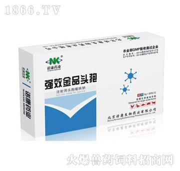强效金品头孢-治疗猪萎鼻、副嗜血杆菌、猪胸膜肺炎