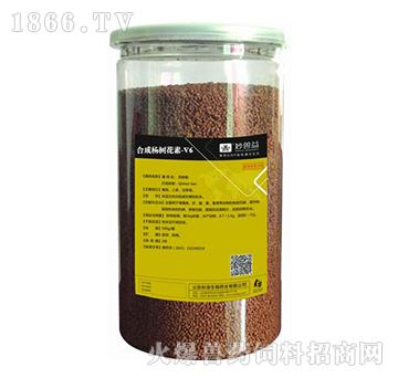 合成杨树花素V6-主治畜禽大肠杆菌、沙门氏菌
