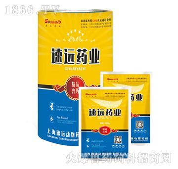 猪康泰-主治细菌性肠炎、病毒性腹泻、拉稀
