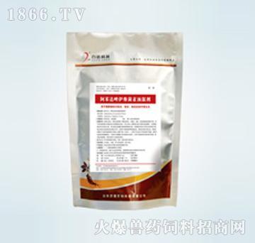 阿苯达唑伊维菌素预混剂-驱除猪体内线虫、吸虫