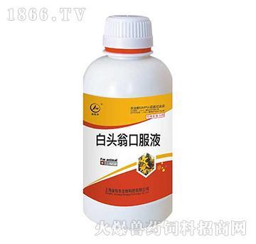 白头翁口服液-清热解毒、涩肠止泻、抗菌消炎、凉血止痢