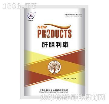 肝胆利康(水产专用药)-保肝利胆排毒解毒