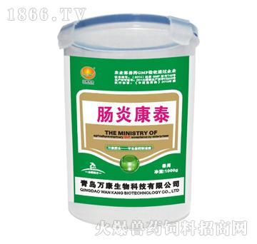 肠炎康泰-用于消化不良、采食量减少、腹痛尖叫