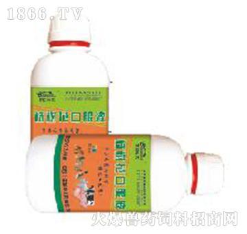 杨树花口服液-防治家禽肠道综合症、大肠杆菌、沙门氏菌