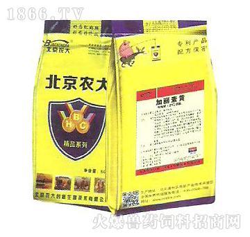 加丽素黄-蛋鸡、肉鸡、水产专用着色剂