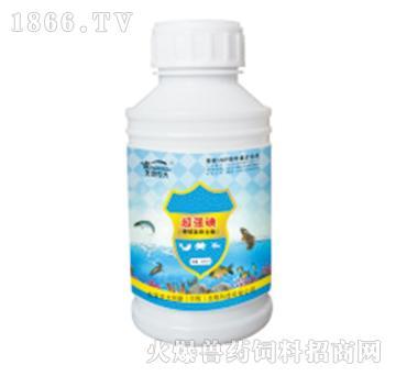 超强碘(季铵盐络合碘)-用于水环境的消毒杀菌剂