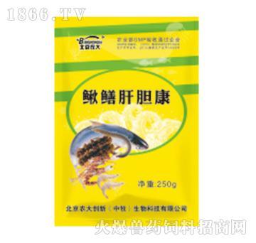 鳅鳝肝胆康-用于治疗泥鳅、黄鳝肝胆综合症
