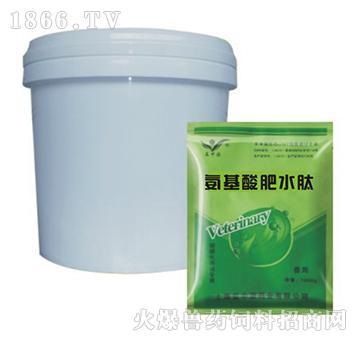 氨基酸肥水肽-促进小球藻、硅藻等有益藻类和繁殖