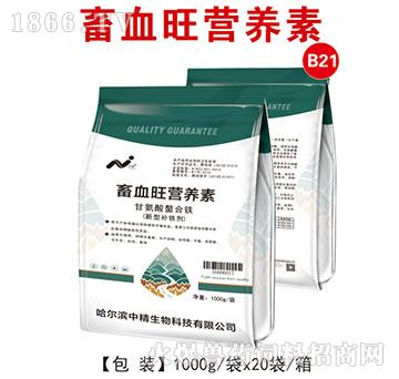 畜血旺营养素-用于产前母猪以预防哺乳仔猪贫血