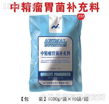中精瘤胃菌补充料-助消化、提高消化吸收、增肥增重、促生长