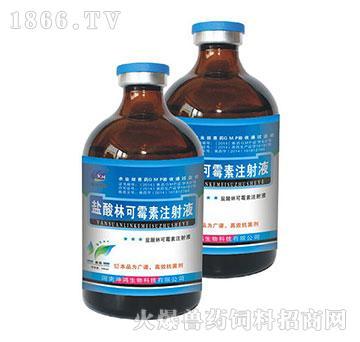 盐酸林可霉素注射液-家畜子宫内膜炎,阴道炎、支原体肺炎专用药