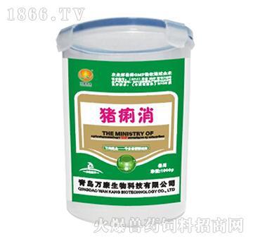 猪痢消-适用于各种原因引起的仔猪黄白痢