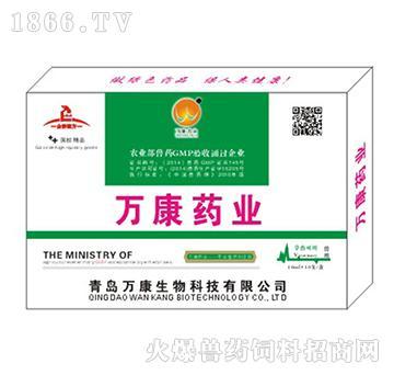 抗毒一绝-用于畜禽细菌性疾病和支原体病