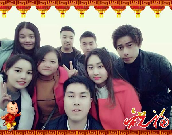 上海华森药业恭祝新年快乐!