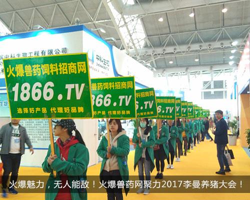 第六届李曼中国养猪大会,火爆网尽显王者风范!
