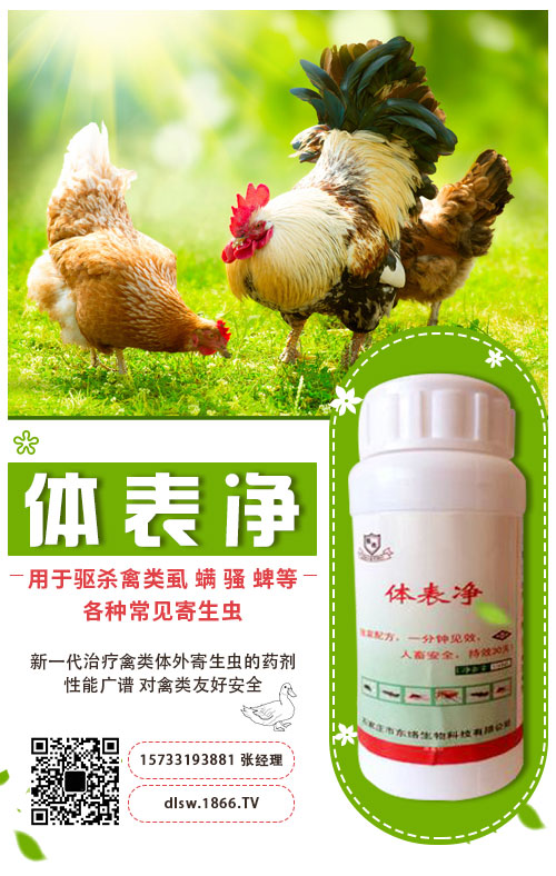 石家庄东络生物科技有限公司-体表净