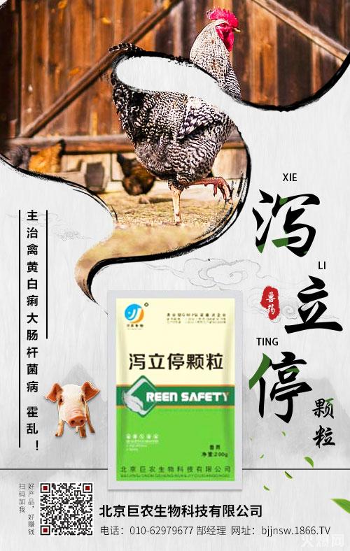 北京巨农生物科技有限公司-2019