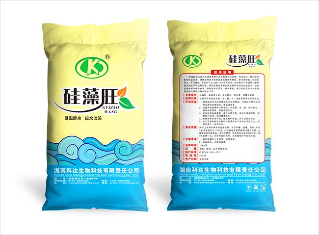 硅藻旺-改善水体营养状况和水色,达到肥、活、嫩