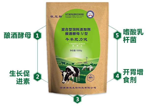 牛羊肥力健(牛羊催肥健胃产品)