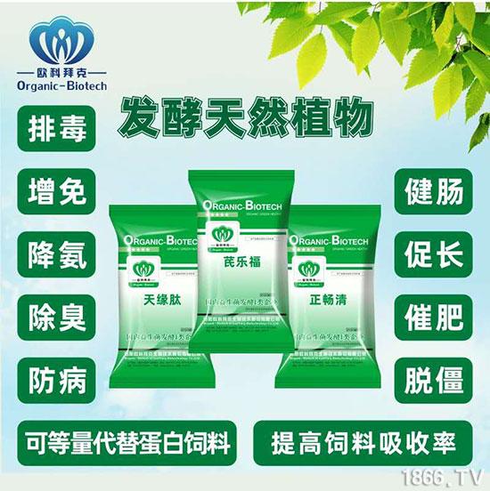 发酵中药饲料1