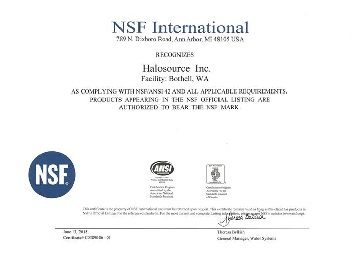 NSF-Certificate-2018