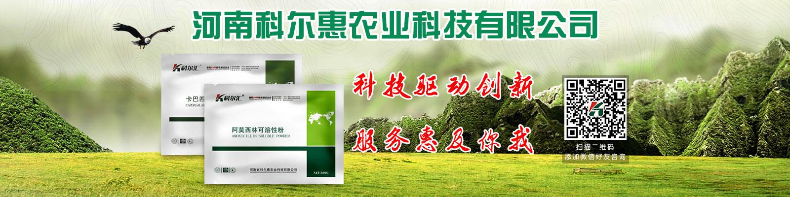 河南科尔惠农业科技有限公司