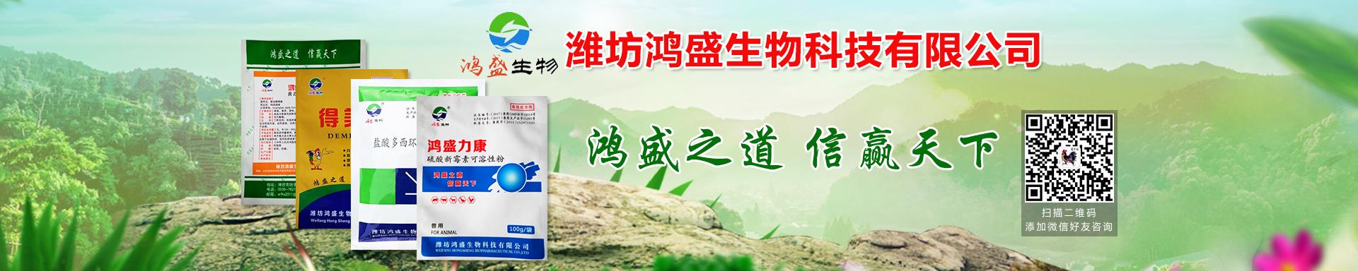 潍坊鸿盛生物科技有限公司