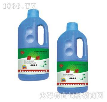 菌清-用于畜禽舍及容器