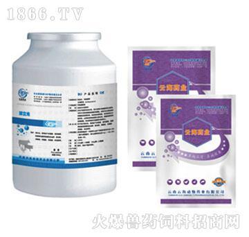 球立光-抗球虫药,主要用于防治球虫病